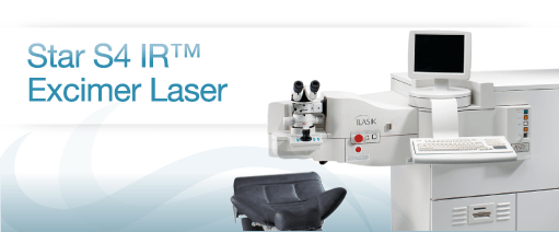 LASIK Technology STAR S4 IR™ EXCIMER LASER