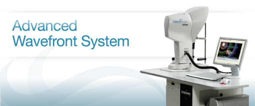 LASIK Technology Wavefront