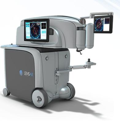 LENSAR cataract laser