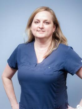 Melinda ophthalmic technician
