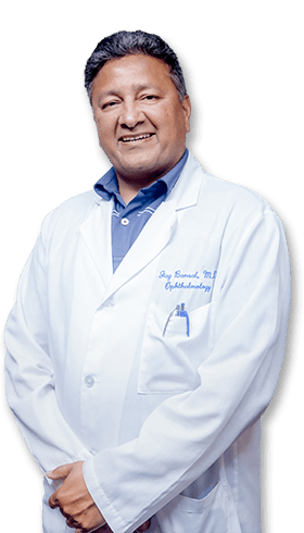 Dr. Bansal White Background