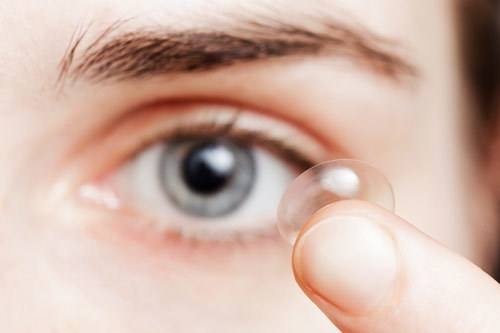 Contact Lens Risks